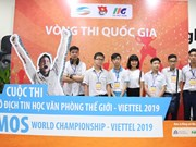 MOS World Championship – Viettel 2019 qualifications
