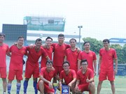 Vietnam win Mekong – Lancang friendly futsal tournament 2019