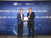 Vietnamese software company becomes Dell EMC's highest-level partner