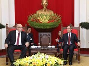 Vietnam attaches importance to ties with Germany: Party official