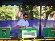PM congratulates Thai counterpart on successful general election