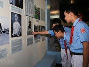 Exhibition spotlights US unjust war in Vietnam