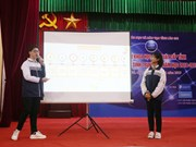 Lao Cai's student projects chosen for Intel int'l sci-engineering fair