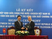 Vietnam, RoK to co-produce TV programmes