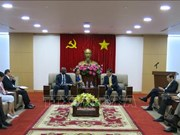 WB, Binh Duong discuss infrastructure cooperation