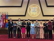 ASEAN promotes sustainable infrastructure connectivity