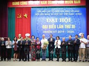 Association works to promote Vietnam-Chile friendship