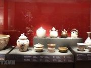 Vietnam's antiques exhibited in RoK