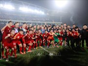 AFC General Secretary congratulates Vietnam's U23 team
