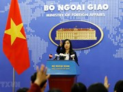 China's recent activities in Hoang Sa violate Vietnam's sovereignty