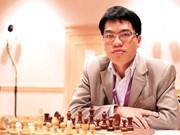 Vietnamese chess players still unbeaten at Sharjah Masters