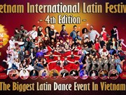 Hanoi hosts Latin dance festival