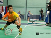 Vietnamese players go through at Waikato International