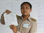Thailand: EC blames software for vote counting errors