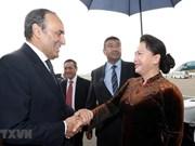 Top legislator wraps up Morocco visit, heads to France