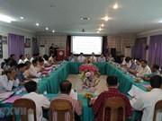 Khmer-Vietnam association consolidates operation