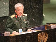 Vietnam pledges to continue joining UN peacekeeping operations