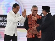 Indonesia: Presidential candidates hold different approaches