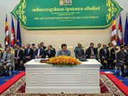 Cambodia announces 17-point strategy to promote economic growth
