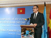 UN Senior National Planners Course kicks off in Hanoi