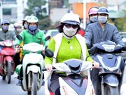 Seminar discusses air pollution, community health
