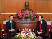 Foundation asked to further support Vietnam-China friendship