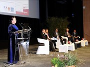 Conference on Vietnamese-French local cooperation closes