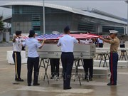 Remains of missing-in-action US servicemen repatriated