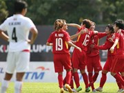 Vietnamese women's football team ready for Olympic qualifiers