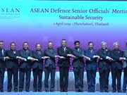 Vietnam attends ASEAN defence senior officials' meeting