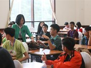 Mathematics competition kicks off in Hanoi