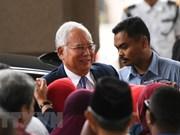 Malaysia opens first trial for former PM Najib Razak