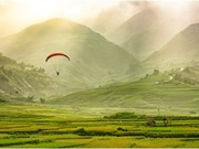 New destinations in Mu Cang Chai for paragliding lovers
