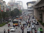 Hanoi to focus on air quality monitoring