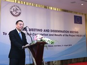 EU project helps improve legal framework for nuclear safety in Vietnam