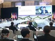 Vietnam attends 23rd ASEAN Finance Ministers' Meeting