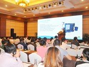 IUCN workshop on wastewater tech solutions for Ha Long Bay boats