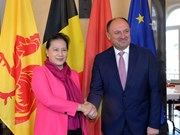 NA Chairwoman meets Wallonia Minister-President