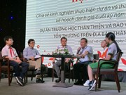 Project hopes to enhance child protection in HCM City