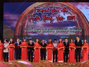 Hanoi hosts Vietnamese traditional cultural festival