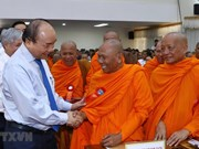 Prime Minister celebrates Chol Chnam Thmay festival with Khmer people