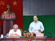 PM orders strong economic restructuring in Soc Trang