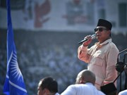 Indonesia: candidates campaign for presidential elections