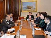 Vietnamese NA Chairwoman meets Sri Lankan counterpart