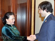 NA Chairwoman: Vietnam wants stronger ties with Georgia