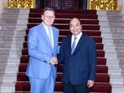 Prime Minister hosts Germany's Thüringen Minister-President