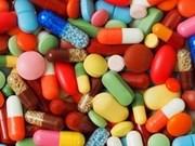 Vietnam spends 570 million USD importing pharmaceuticals in Q1