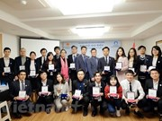Association to further promote Vietnamese students' movements in RoK