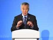 Singapore PM hails anti-fake news law as step forward