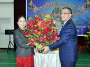 Vietnam-Laos special friendship enhanced in China
